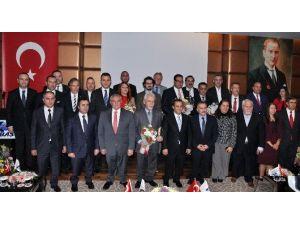 Antalya Serbest Bölgesi Yıl Sonu Ödülleri Sahiplerini Buldu