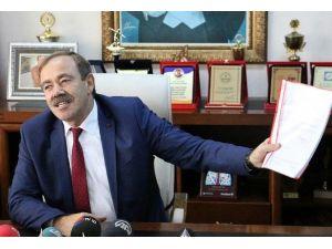 HDP'li Akdeniz Belediye Başkanı Fazıl Türk Gözaltına Alındı