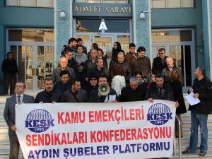 Aydın'da 28 kişiye AK Parti'ye hakaretten dava açıldı