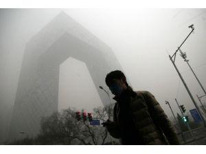 Çin'de Kırmızı Alarm