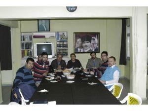 Kızılay Yönetimi Basın Mensuplarıyla Kahvaltıda Buluştu