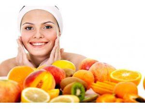 Meyve Asitleri İle Gençleşin