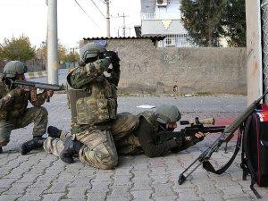 Cizre ve Silopi'de 54 terörist etkisiz hale getirildi