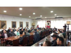 KTO üyeleri İspanya'da görüşmeler yapıyor