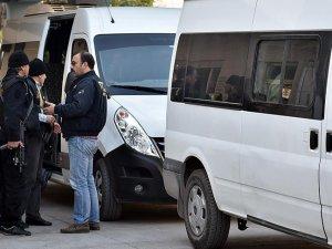 Mersin'de terör operasyonu: 16 gözaltı