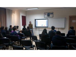 Manavgat'ta AB'yi Öğreniyorum bilgi yarışmasına 32 öğrenci katıldı