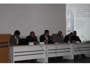 Pazaryeri İlçesi Halk Meclisi Sanayi Komisyonu Toplandı