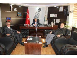 Erikoğlu Holding'ten Başkan Acar'a Ziyaret