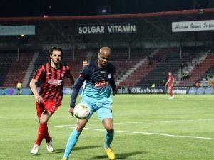 Gaziantepspor, ÇAYKUR Rizespor İle 36. Randevuda