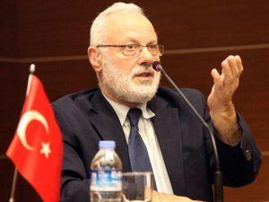 Prof. Dr. Yusuf Ziya Kavakçı GAÜN'de Konferans Verdi