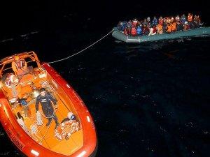 Sahil güvenlik ekipleri, 5 yılda 473 'umut tacirini' yakaladı
