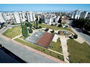 Muratpaşa Belediyesi'nden 4 Park Daha
