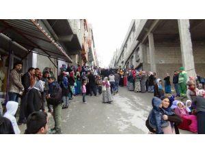 Suriyeliler Bir Kişiyi Boğarak Öldürdü