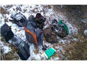 Tunceli'de PKK'ya yönelik operasyonlar sürüyor