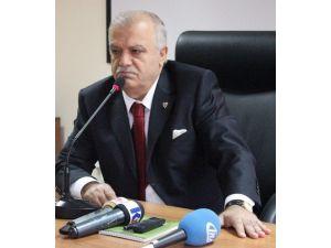 Kırşehir Valisi Necati Şentürk: