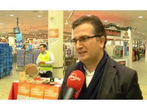 Hollanda Time To Help, Rotterdam Gıda Bankaları ile işbirliği yapıyor