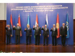 Rahman, Rus NATO'su zirvesine katılacak