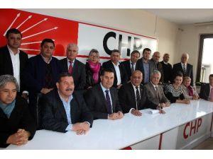 CHP'de Uslu Adaylığını Açıkladı