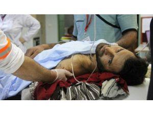 Silahlı Saldırıya Uğrayan Balıkçı Hastanelik Oldu