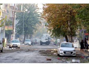 Diyarbakır'da 'Sur' Gerginliği