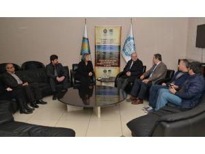CHP'li Vekillerden Belediyeye Ziyaret