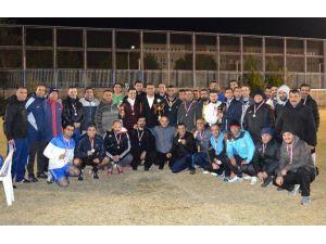 24 Kasım Öğretmenler Arası Futbol Turnuvası Sona Erdi