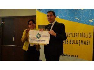 Türkiye Kent Konseyleri Birliği Çanakkale'de Toplandı