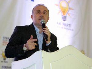 Aziz Babuşcu, Muhalefeti Sert Sözlerle Eleştirdi