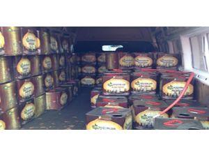 9 bin litre kaçak akaryakıt ele geçirildi