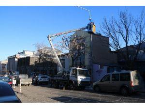 Kars Belediyesinde İş Sağlığı Ve Güvenliği Çalışmaları Eğitimleri