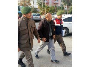 Aranan Terör Örgütü Üyesi Mersin'de Yakalandı