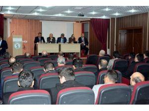 2015-2016 Eğitim - Öğretim Yılı Müdürler Toplantısı Yapıldı
