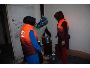 Suriyelilerin Yüzü Güldü
