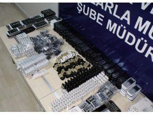 Edirne'de 'Akıllı Telefon' Kaçakçılığı