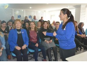 Hanımlar Lokali Kursiyerlerine Kanser Semineri