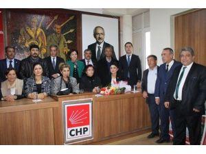 CHP'de İl Başkan Yardımcıları Belli Oldu