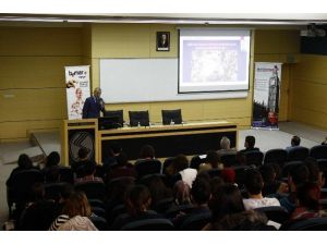 SAÜ'de 'Uygar ETİ İle Tedarik Zincir Yönetimine Holistik' Bakış Adlı Etkinlik Düzenlendi