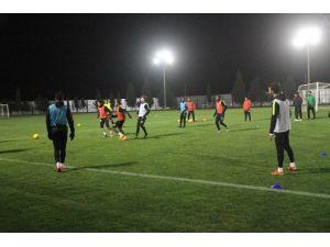 """Cihat Arslan: """"Galatasaray maçı sert ve gollü geçecek"""""""