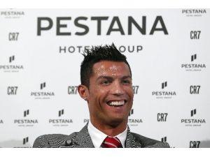 Ronaldo otelcilik işine girdi