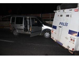 Diyarbakır'da Polise Silahlı Saldırı: 1 Yaralı