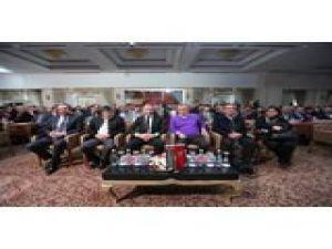 Fatih Terim, NG Kütahya Seramik Toplantısı'nın onur konuğu oldu