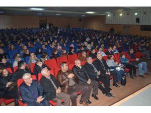 """Bafra'da """"İnsan Tanıma Sanatı"""" Semineri"""