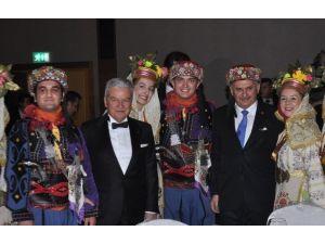 Bakan Yıldırım, İZTO'nun 130. Yılı Kutlamasına Katıldı