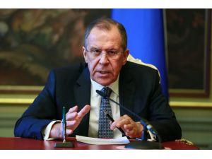 Lavrov: Teröristlere masada yer yok