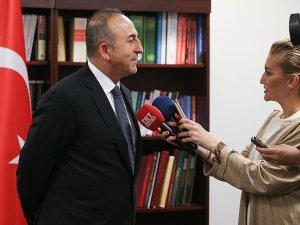 Dışişleri Bakanı Çavuşoğlu: İsrail'le henüz somut adım atılmış değil