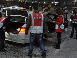 'Yeditepe Huzur' operasyonunda 113 şüpheli yakalandı