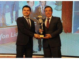 Kültür Sanat Ödülü Başkan Çetin'in