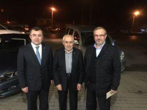 AK Parti İstanbul Milletvekili Erdem Düzce'de