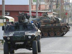 Cizre ve Silopi'de etkisiz hale getirilen terörist sayısı 68 oldu