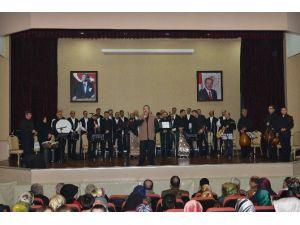 Tasavvuf Musikisi Korosu'ndan Duygulandıran Konser